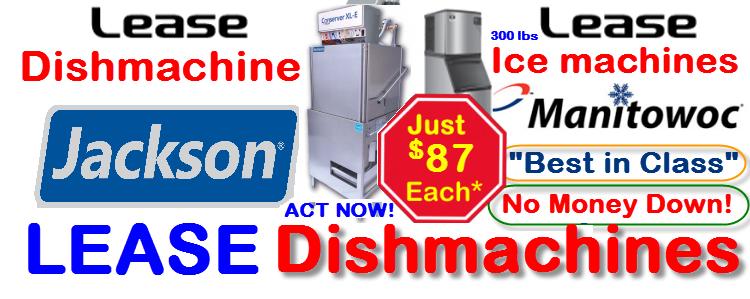 Lease Dishmachine Programs